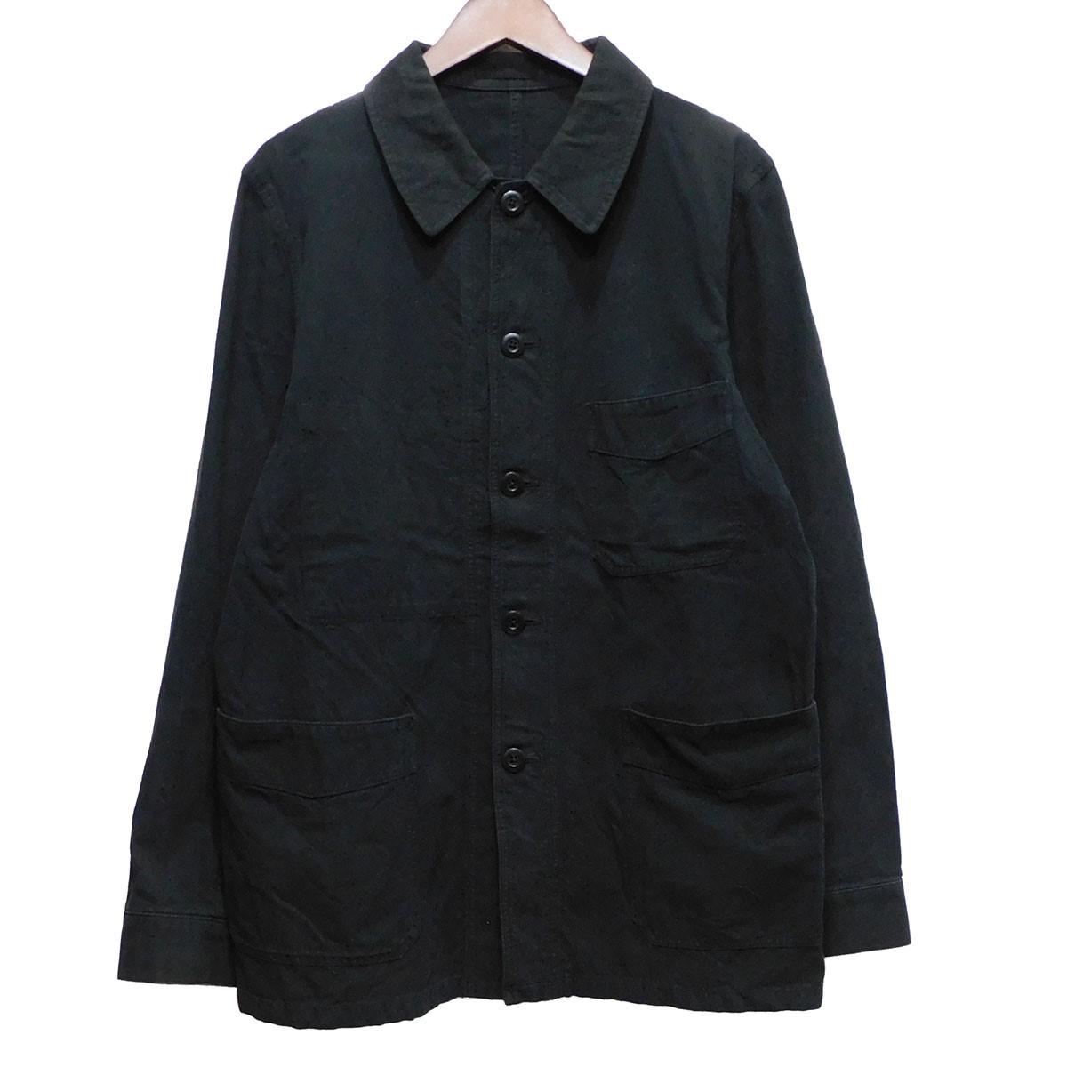 【中古】Y's for men カバーオール ブラック サイズ:3 【260420】(ワイズフォーメン)