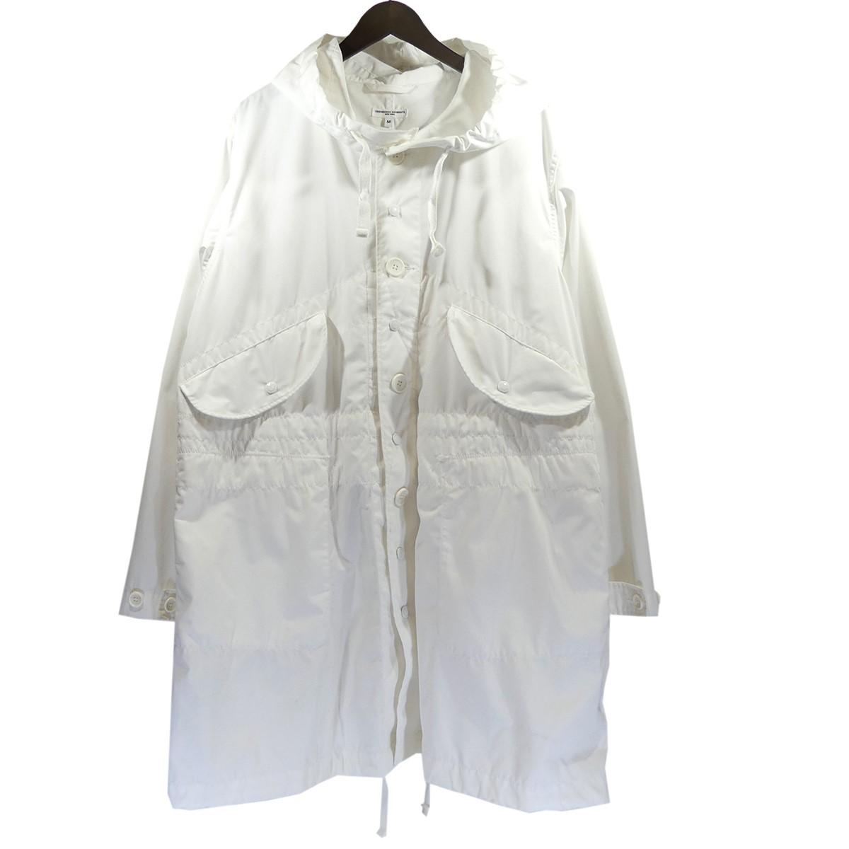 【中古】Engineered GarmentsHighland Parka ハイランドパーカー ホワイト サイズ:M 【5月11日見直し】