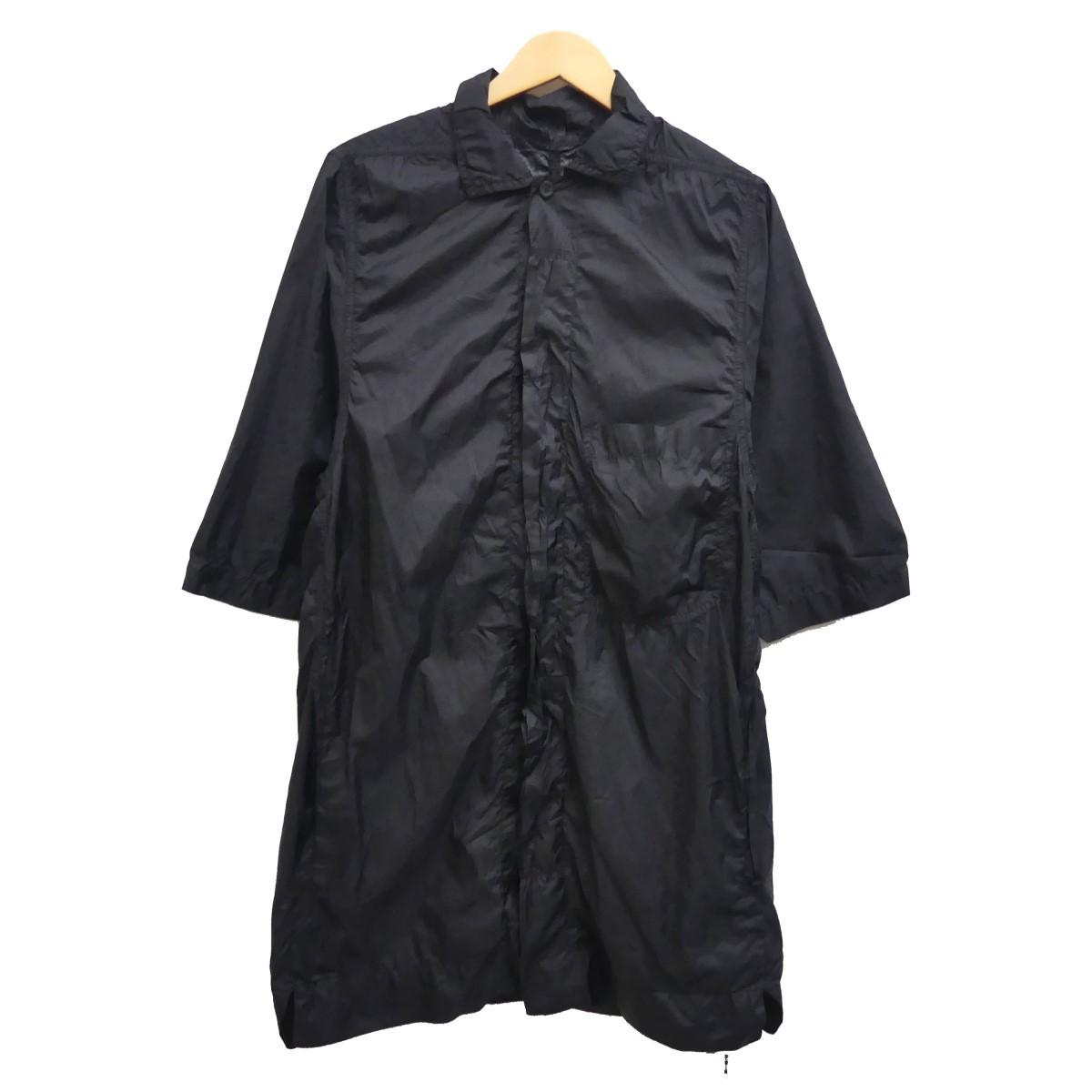 【中古】DRKSHDW DRKSHDW SS WORKER POCKETS デザインシャツ ブラック サイズ:XS 【020520】(ダークシャドウ)