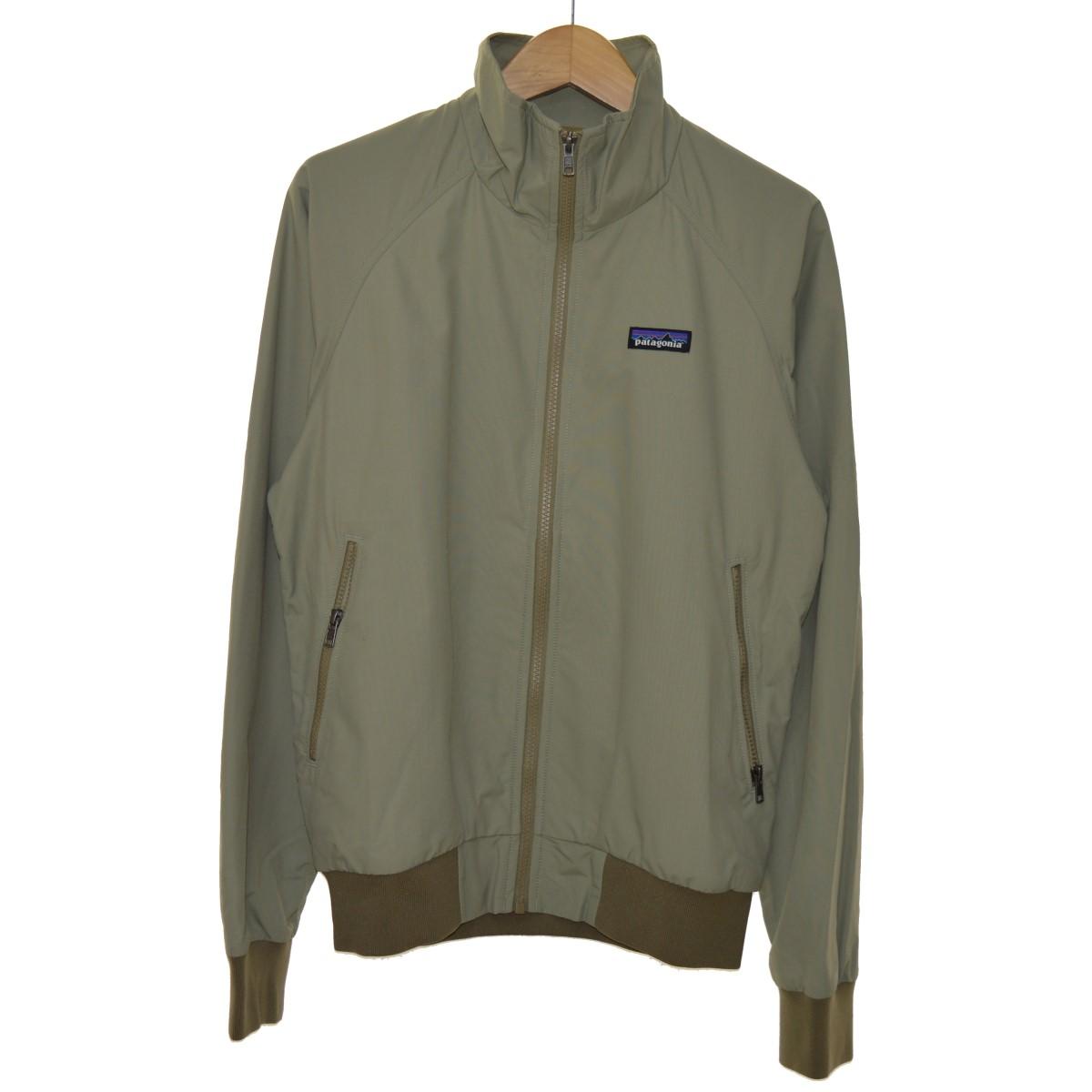 【中古】patagonia 19SS Baggies Jacket ブルゾン カーキ サイズ:S 【040520】(パタゴニア)