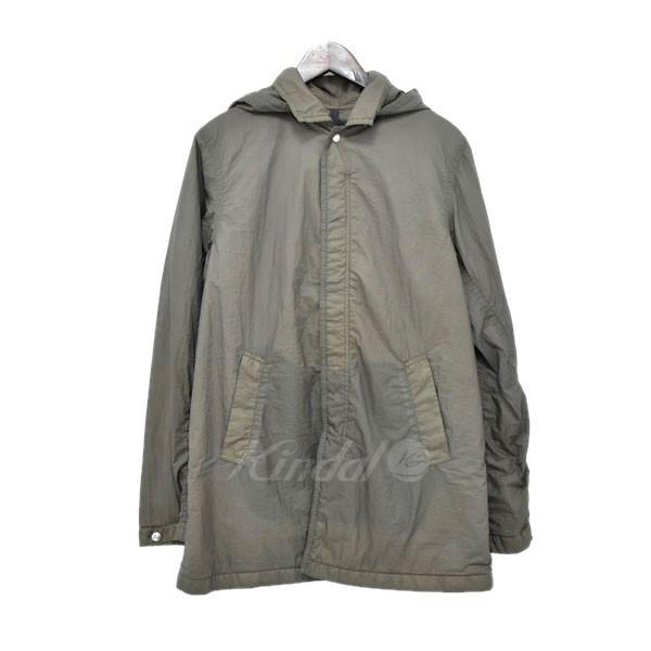 【中古】THE NORTH FACEGD Vintage Zepher Coat ジーディービンテージゼファーコート カーキ サイズ:S 【5月11日見直し】