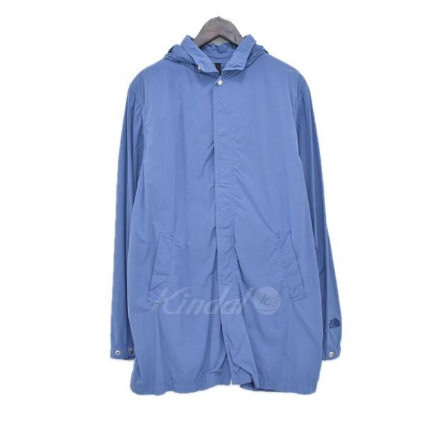 【中古】THE NORTH FACEJourneys Coat ナイロンジャケット ブルー サイズ:L 【5月11日見直し】