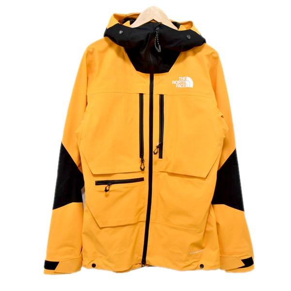 【中古】THE NORTH FACEFL L5 Jacket FL L5ジャケット マウンテンパーカー NP51921 イエロー サイズ:XS 【5月11日見直し】
