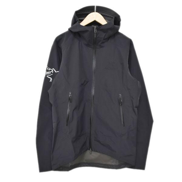 【中古】ARCTERYX × BEAMS マウンテンパーカー Zeta SL Jacket 25730 ブラック サイズ:S 【040520】(アークテリクス)