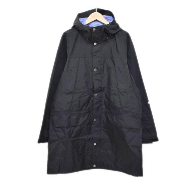 【中古】THE NORTH FACE マウンテンレインテックスコート Mountain Raintex Coat NP11940 ブラック サイズ:L 【040520】(ザノースフェイス)