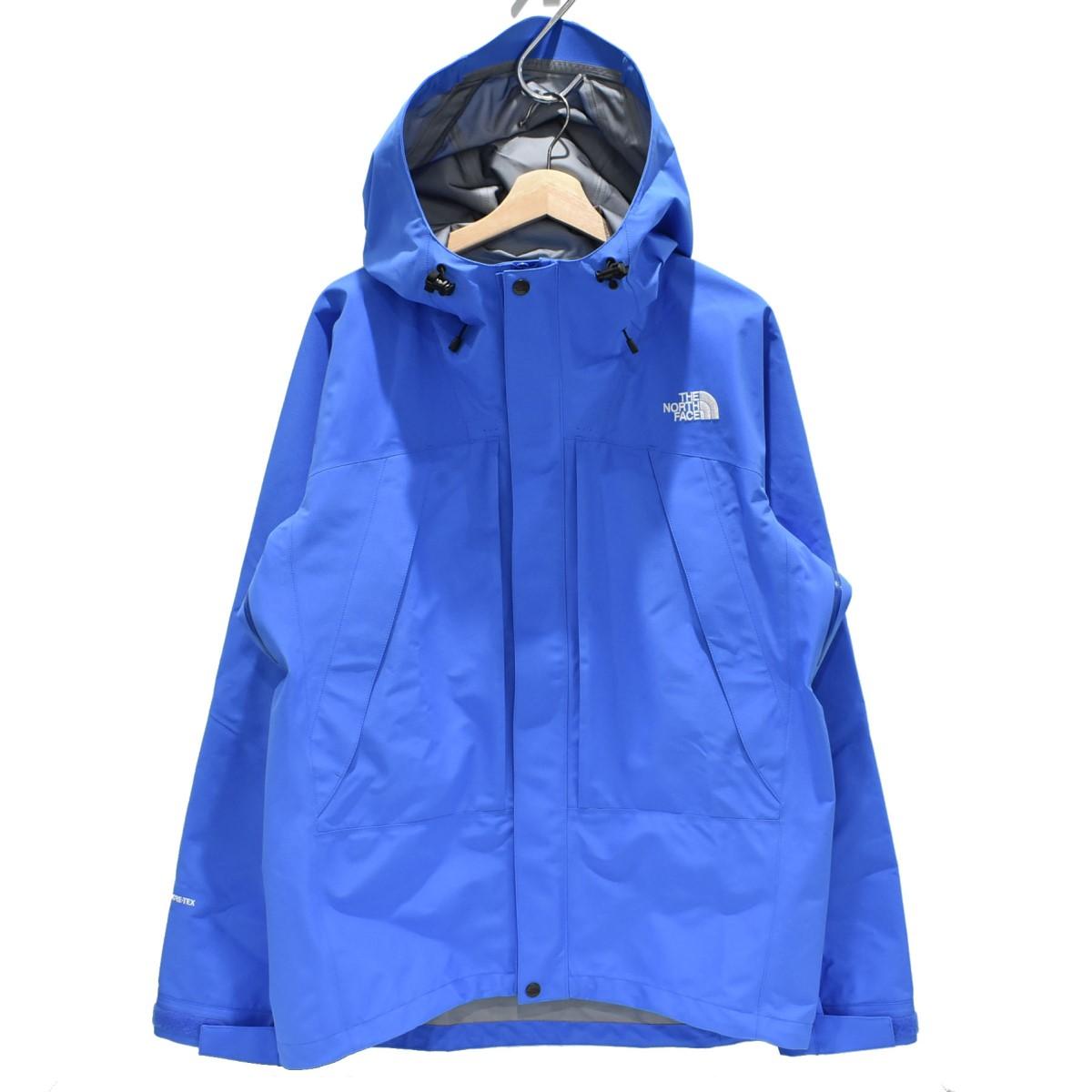 【中古】THE NORTH FACE NP61910 All Mountain Jacket マウンテンジャケット ブルー サイズ:XL 【040520】(ザノースフェイス)