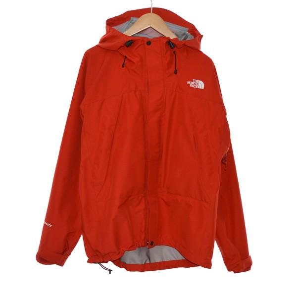 【中古】THE NORTH FACE ALL Mountain Jacket マウンテンパーカー レッド サイズ:L 【040520】(ザノースフェイス)