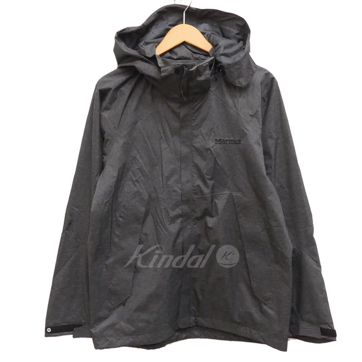 【中古】Marmot nano pro Heather Ridge Jacket ナイロンジャケット グレー サイズ:M 【040520】(マーモット)