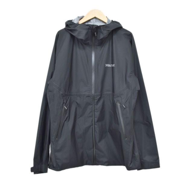 【中古】MarmotERO Flow Jacket ゼロフロージャケット ブラック サイズ:M 【5月11日見直し】