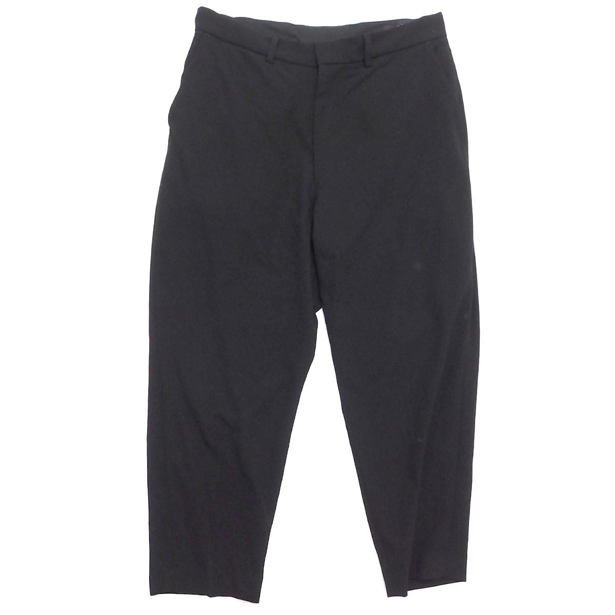 【中古】VAINL ARCHIVE 2018SS PAUL-PT パンツ ブラック サイズ:M 【080520】(ヴァイナル アーカイブ)