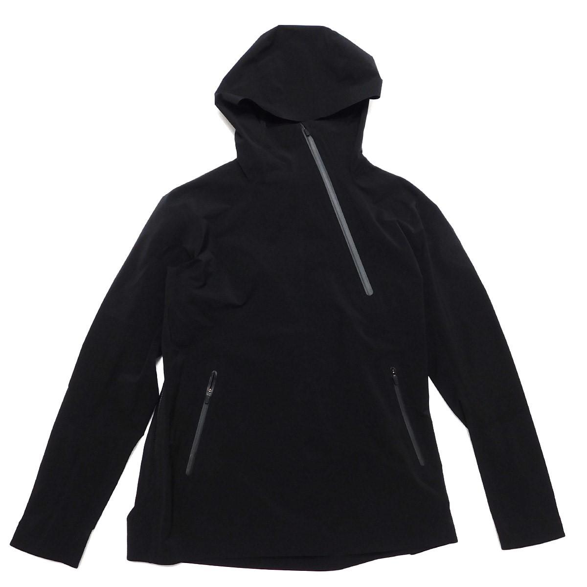 【中古】Descente ALLTERRAIN DAMLGC42 PARAHEM JACKET ブラック サイズ:L 【080520】(デサント オルテライン)