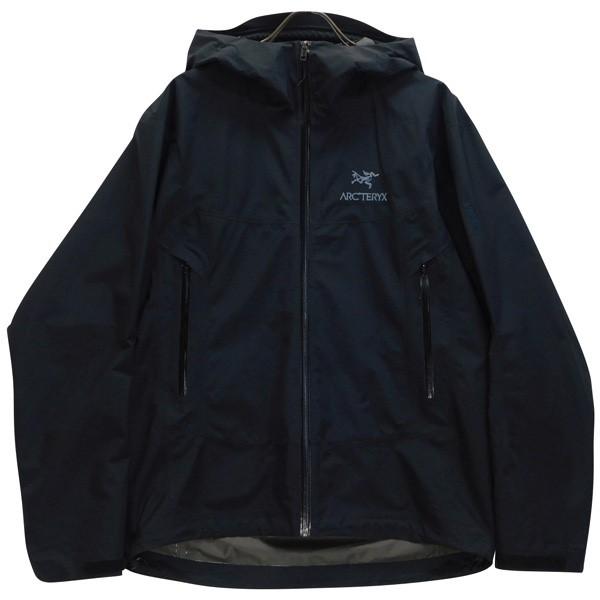 【中古】ARCTERYX Beta SL Jacket ベータSLジャケット 10968 マウンテンパーカー ブラック サイズ:M 【090520】(アークテリクス)