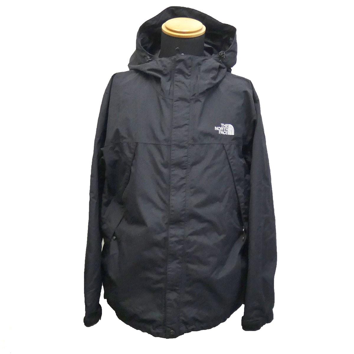 【中古】THE NORTH FACE 「Scoop Jacket」 スクープジャケット NP61520 ブラック サイズ:M 【080520】(ザノースフェイス)
