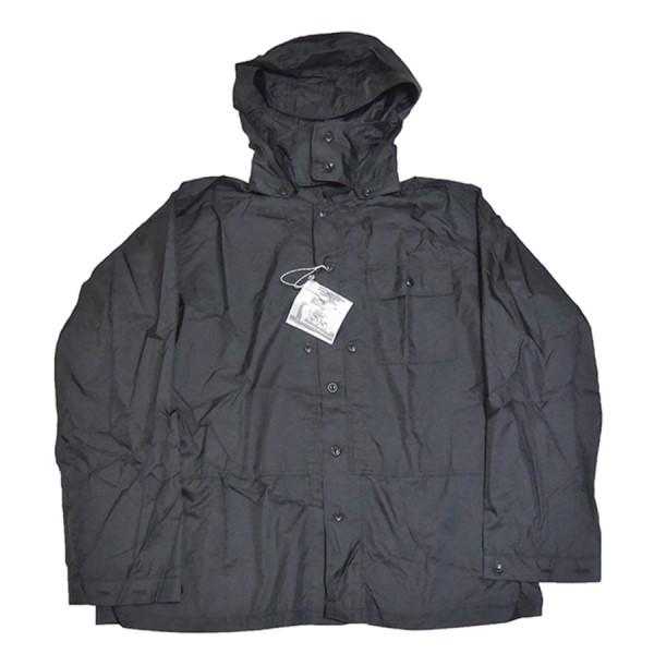 【中古】Engineered Garments 2020SS MC Shirt Jacket ナイロン シャツ ジャケット ブラック サイズ:M 【090520】(エンジニアードガーメンツ)