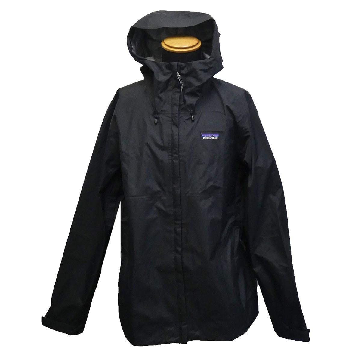 【中古】patagonia 20SS 「Torrent Shell 3L Jacket」トレントシェルジャケット ブラック サイズ:M 【100520】(パタゴニア)