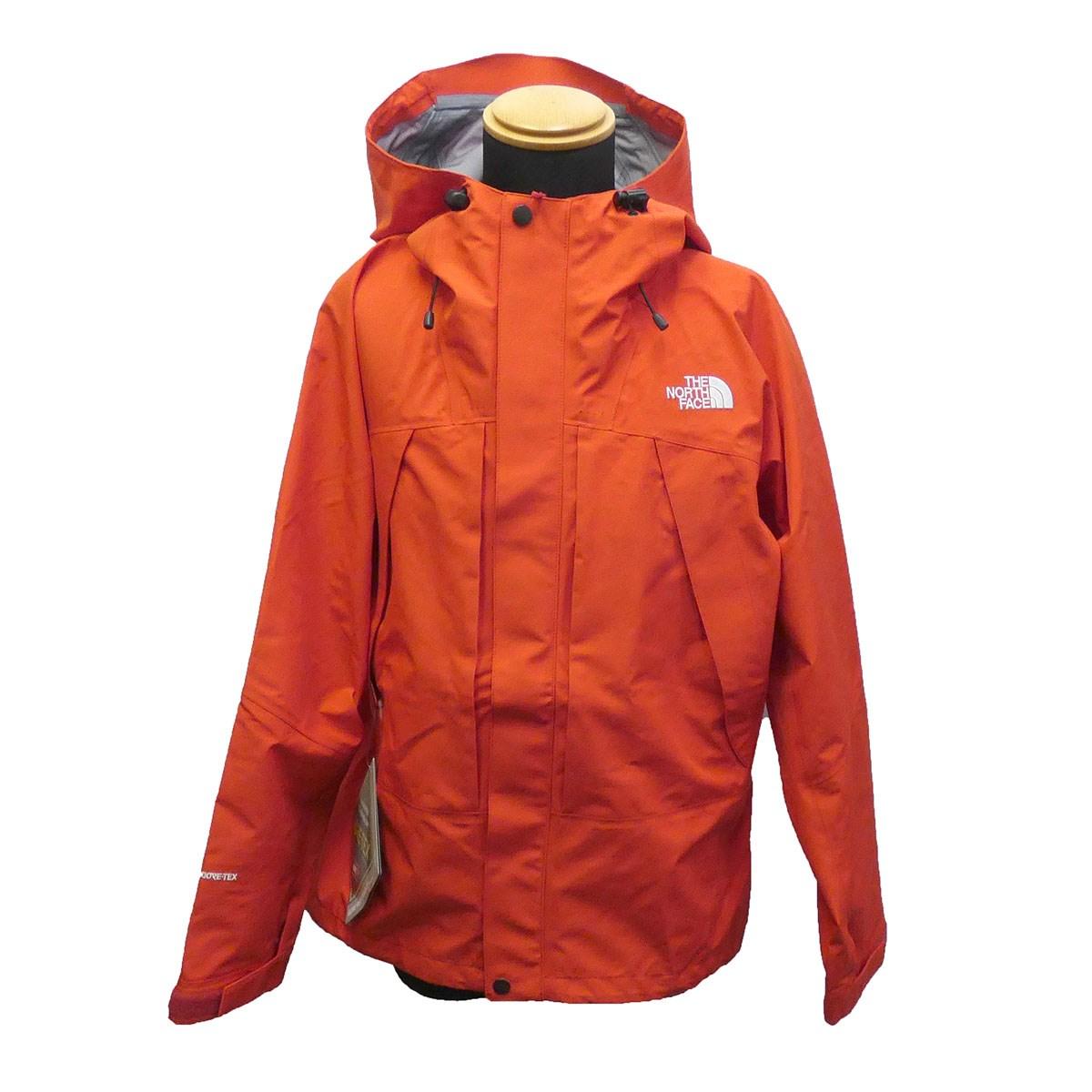 【中古】THE NORTH FACE 20SS 「AII Mountain Jacket」オールマウンテンジャケット NP61910 ファイアリーレッド サイズ:M 【100520】(ザノースフェイス)