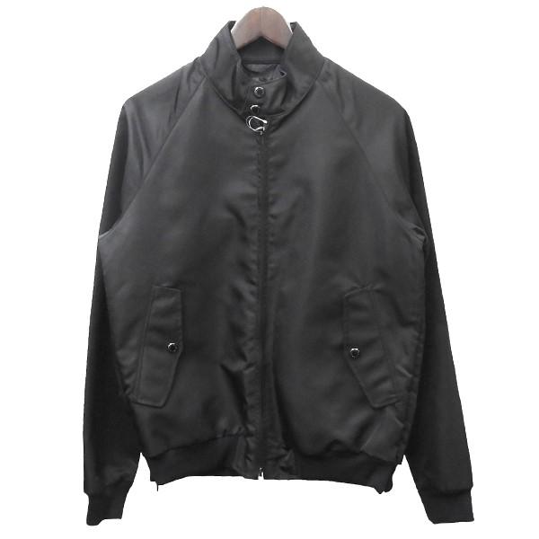 【中古】FUMITO GANRYU 2020SS ベンチレーションジャケット ブラック サイズ:2 【110520】(フミト ガンリュウ)