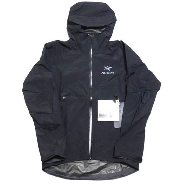 【中古】ARCTERYX Zeta SL Jacket ゼータ マウンテン パーカー ネイビー サイズ:S 【130520】(アークテリクス)