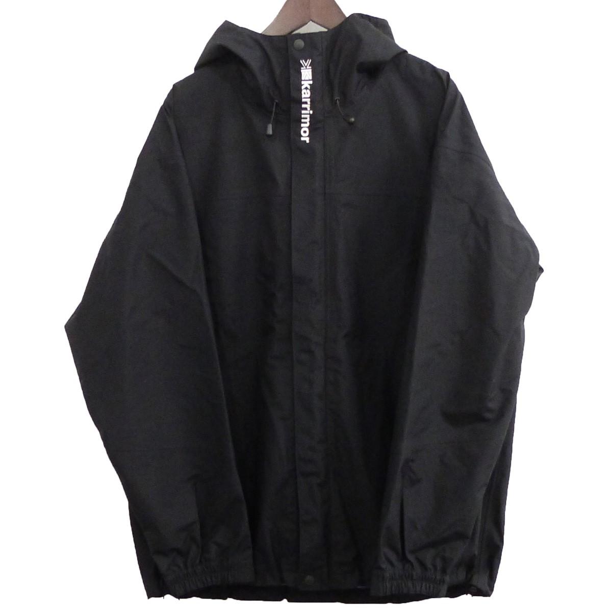 【中古】MR.GENTLEMAN×Karrimor 19SS「MOUNTAIN JACKET」マウンテンジャケット ブラック サイズ:L 【140520】(ミスタージェントルマン カリマー)