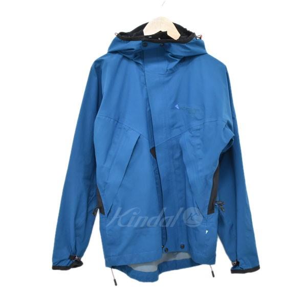 【中古】KLATTERMUSEN Allgron Jacket アルグロンジャケット ブルー サイズ:XS 【150520】(クレッタルムーセン)