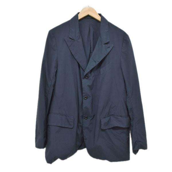 【中古】TEATORA パッカブルジャケット DEVICE 5B JKT packable tt-203-P ネイビー サイズ:46 【150520】(テアトラ)