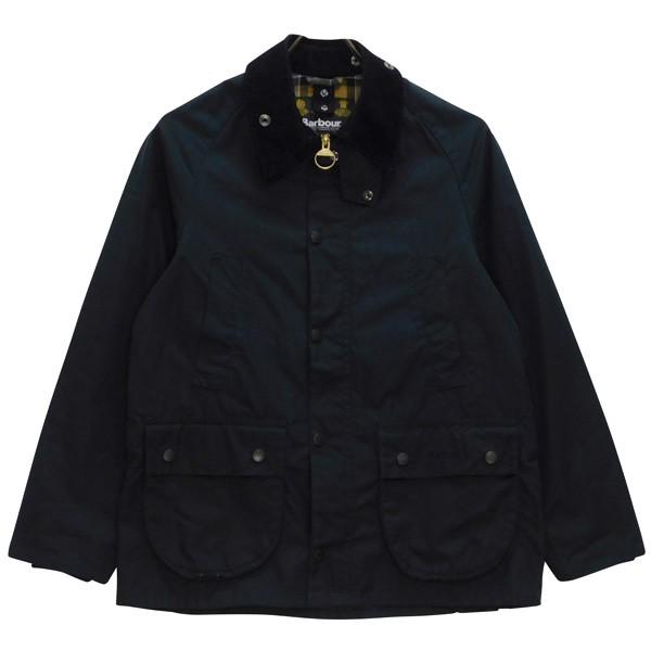 【中古】Barbour CLASSIC BEDALE ビデイルジャケット 1502112 英国製 ブラック サイズ:XL 【150520】(バブアー)