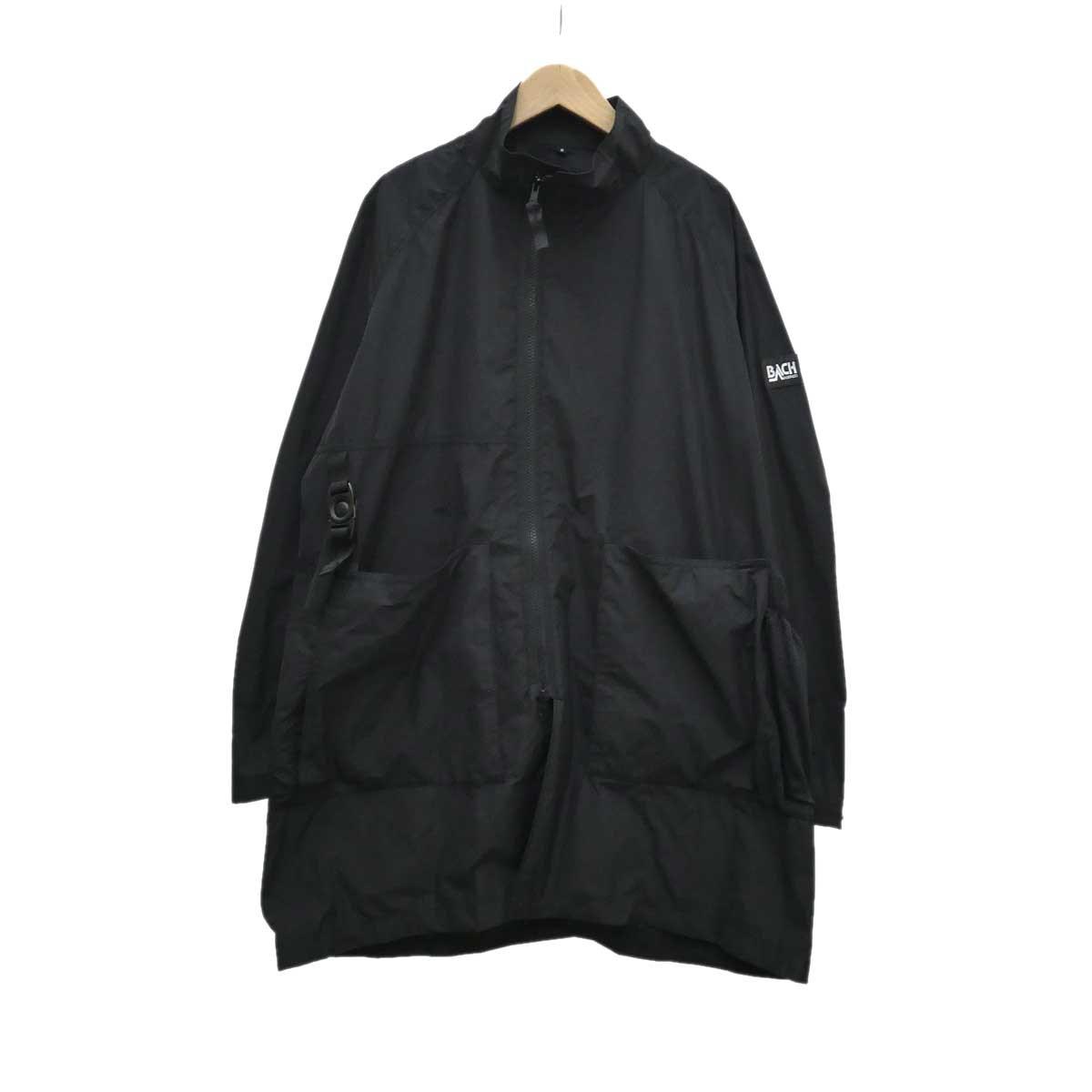 【中古】BACH COMMUTER COAT ブラック サイズ:M 【290520】(バッハ)