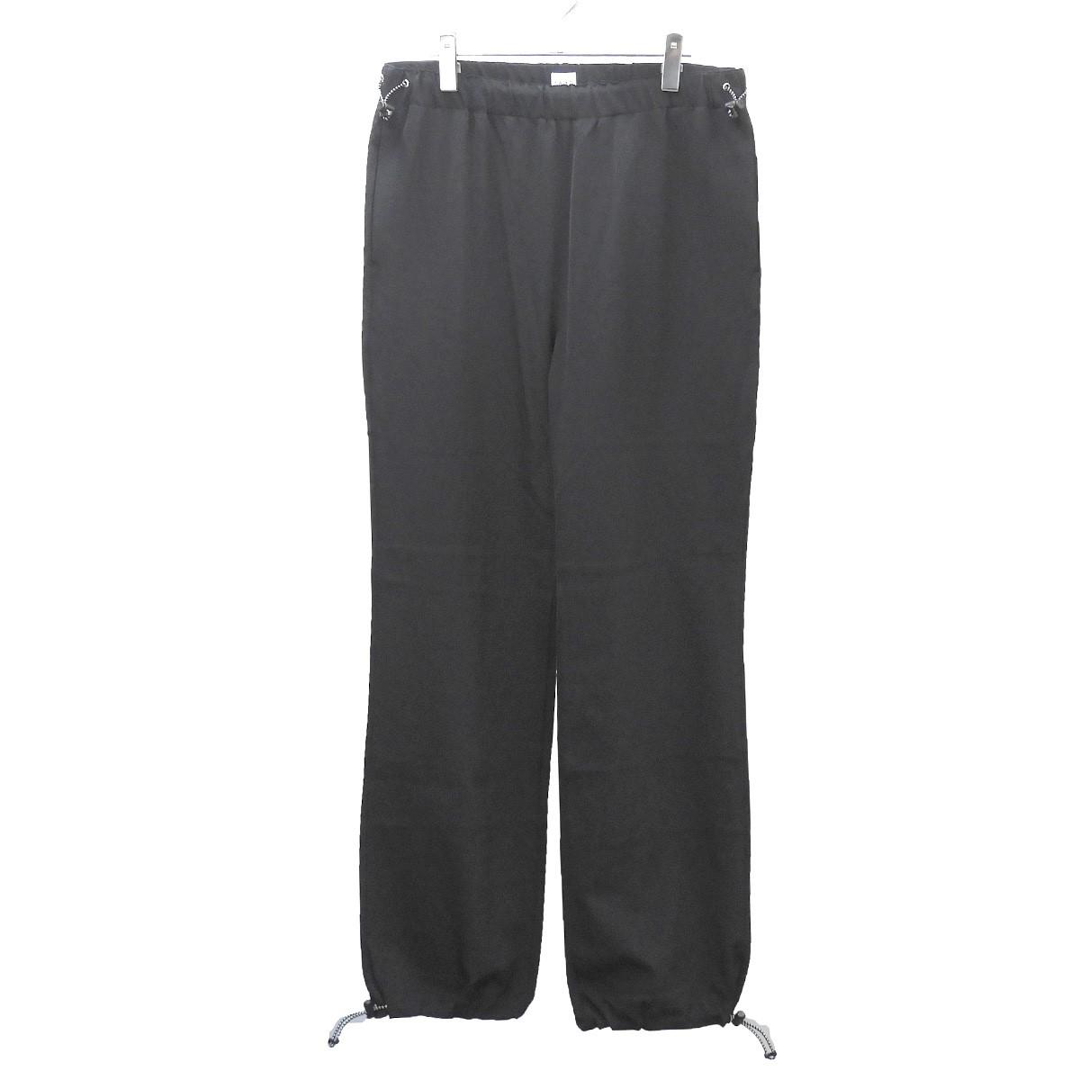 【中古】KAIKO 「FORCELESS TRAINNING PANTS」トレーニングパンツ ブラック サイズ:3 【300520】(カイコ)