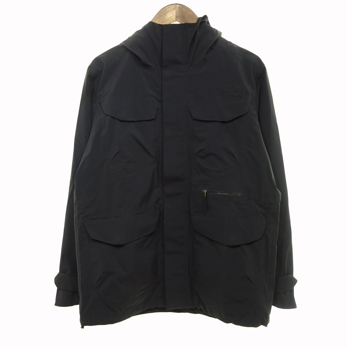 【中古】THE NORTH FACE Panther Jacket パンサージャケット NP61409 ブラック サイズ:M 【300520】(ザノースフェイス)
