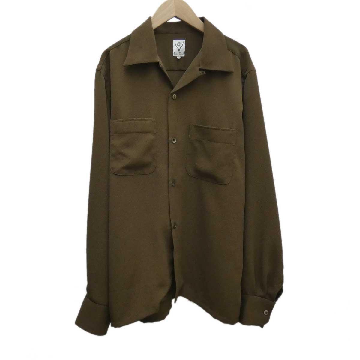 エスツーダブルエイト 中古 S2W8 One-up サイズ:M 300520 ファッション通販 カーキ 激安 Shirt