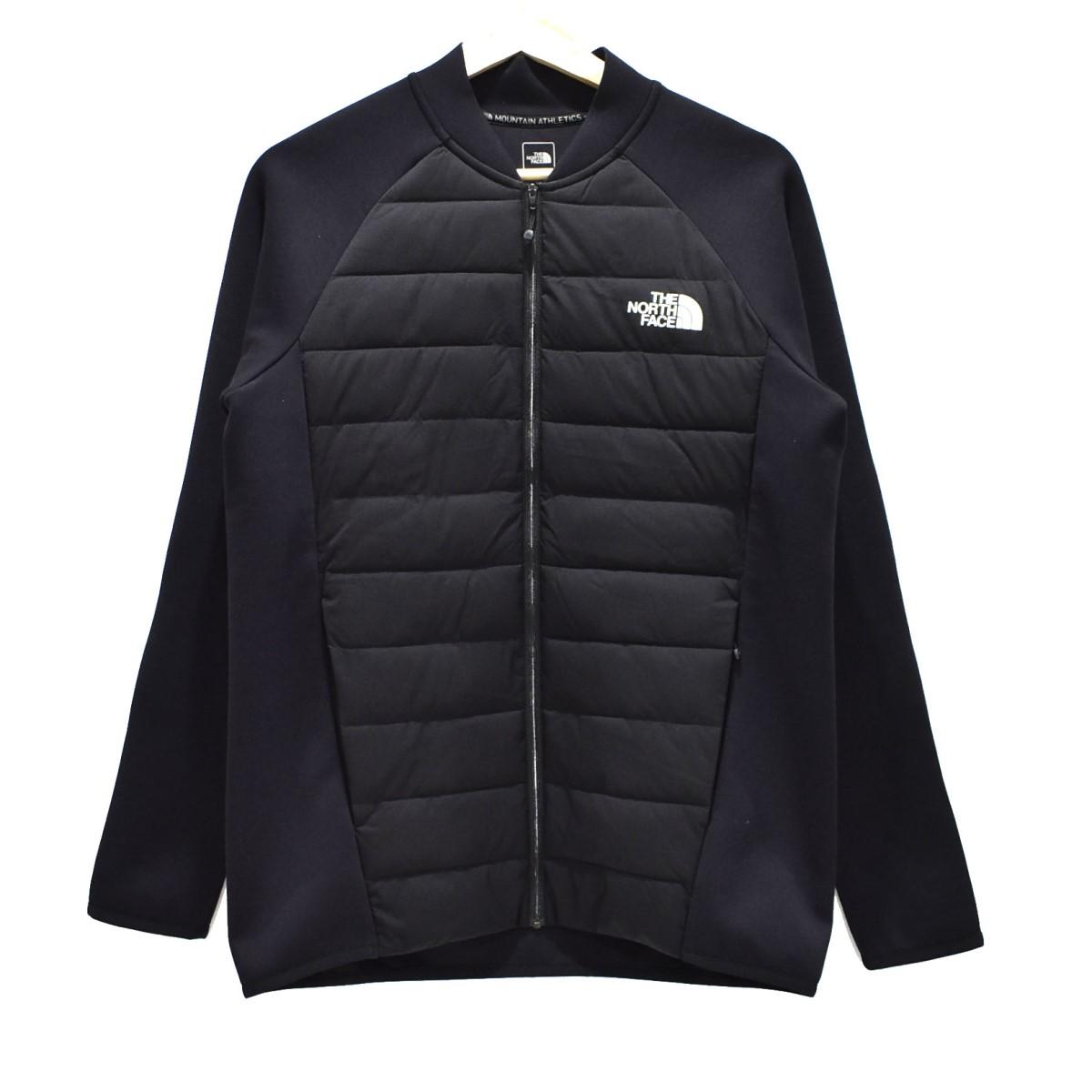 【中古】THE NORTH FACE Hybrid Tech Air Insulated Jacket 中綿ジャケット ブラック サイズ:M 【060620】(ザノースフェイス)