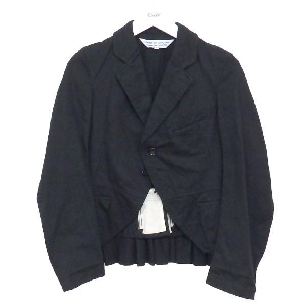 【中古】COMME des GARCONS COMME des GARCONSジャケット ブラック サイズ:SS 【7月2日見直し】
