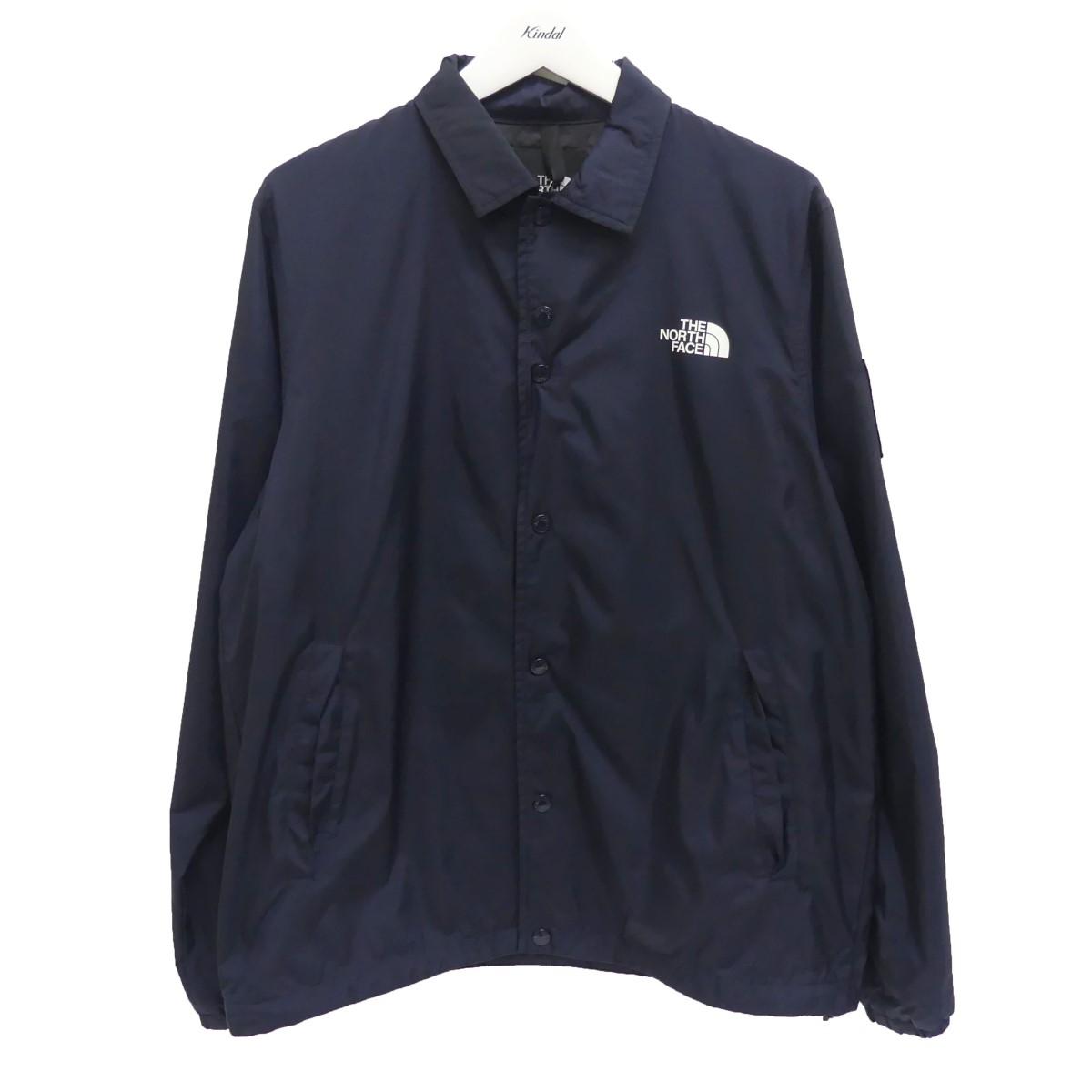 【中古】THE NORTH FACE The Coach Jacket コーチジャケット ネイビー サイズ:L 【150620】(ザノースフェイス)
