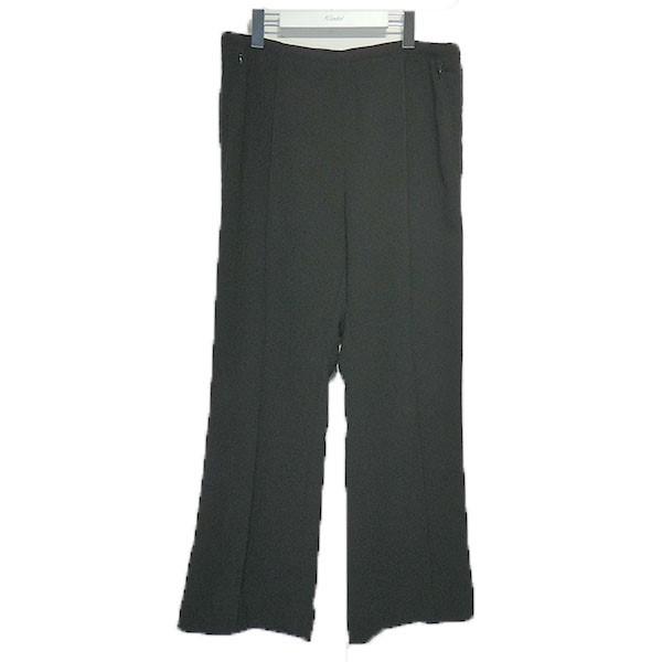 【中古】Needles 2020SS「Side Line Warm-Up Boot-Cut 」ブーツカットスラックス ブラック サイズ:M 【150620】(ニードルス)