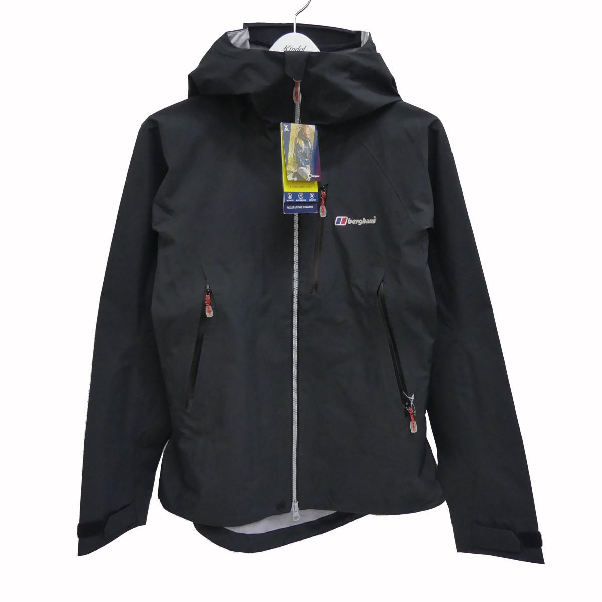 【中古】Berghaus EXTREME 5000PZ マウンテンパーカー ブラック サイズ:M 【160620】(バーグファベル)