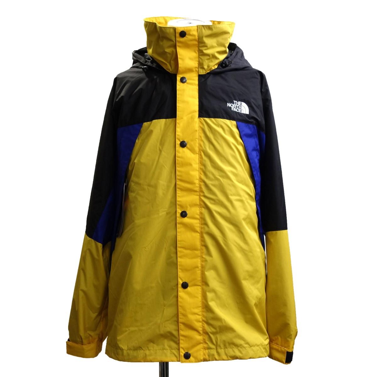 【中古】THE NORTH FACE 「XXX Triclimate Jacket」 トリプルエックストリクライメイトジャケット イエロー×ブラック サイズ:M 【160620】(ザノースフェイス)