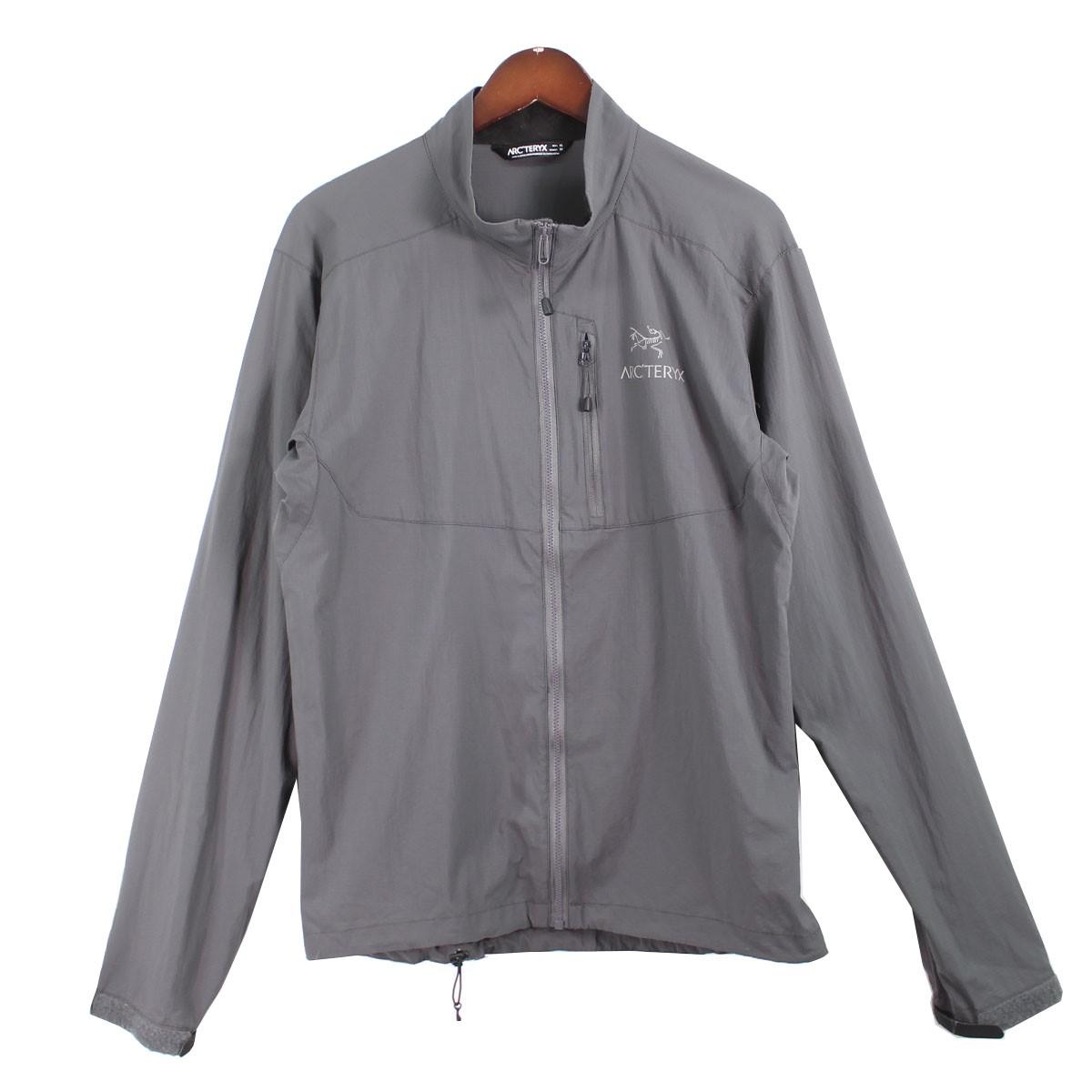 【中古】ARCTERYX Squamish Jacket スコーミッシュジャケット グレー サイズ:XS 【200620】(アークテリクス)