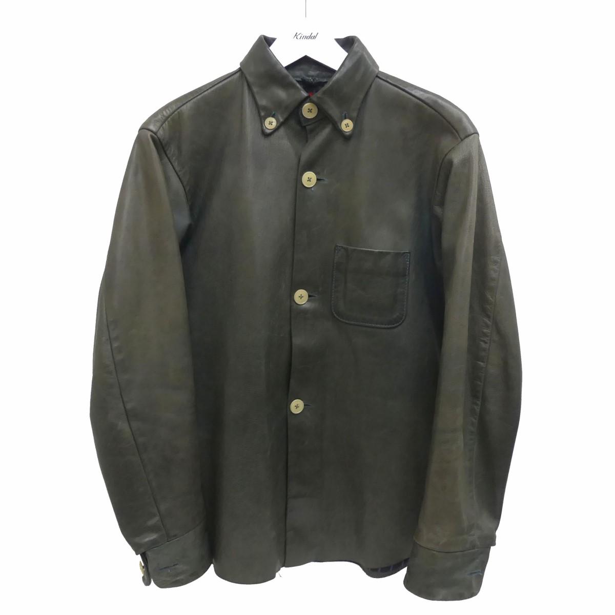 【中古】BRU NA BOINNE ターナージャケット グリーン サイズ:1 【240620】(ブルーナボイン)