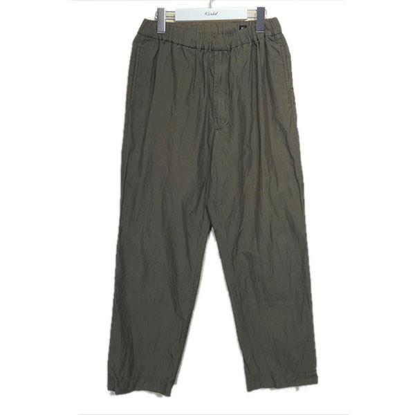 オリジナル 【】KAPTAIN SUNSHINE 2019SS「Easy Trousers」イージーパンツ ブラウン サイズ:30 【240620】(キャプテンサンシャイン), らぐー f7c1c7a1