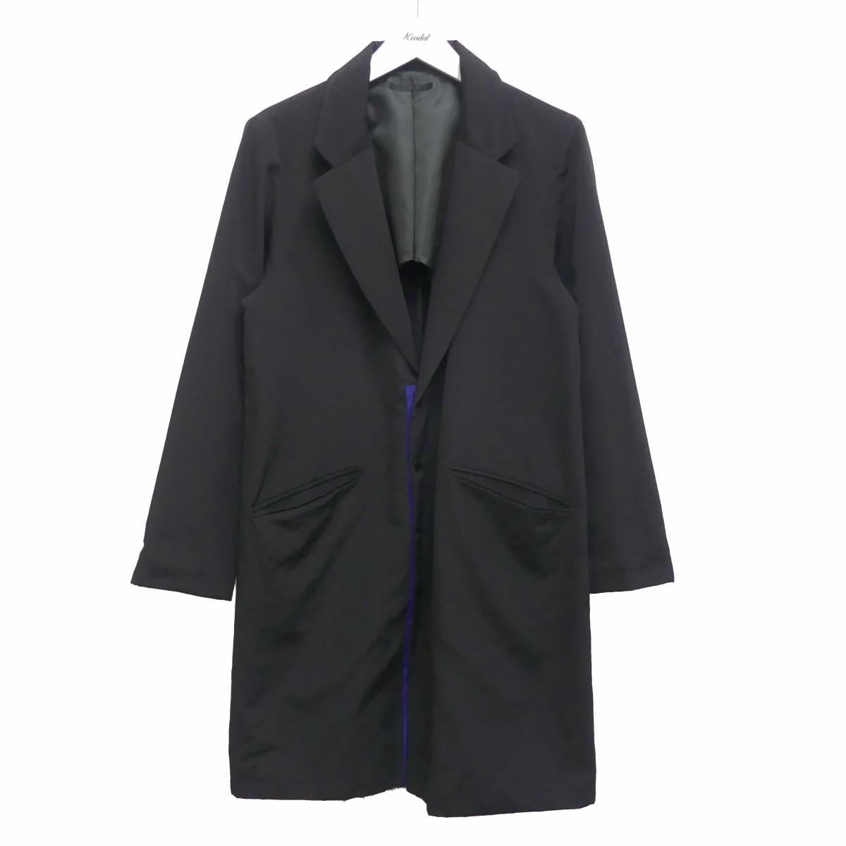 【中古】DISCOVERED 15SS チェスターコート ブラック サイズ:1 【250620】(ディスカバード)