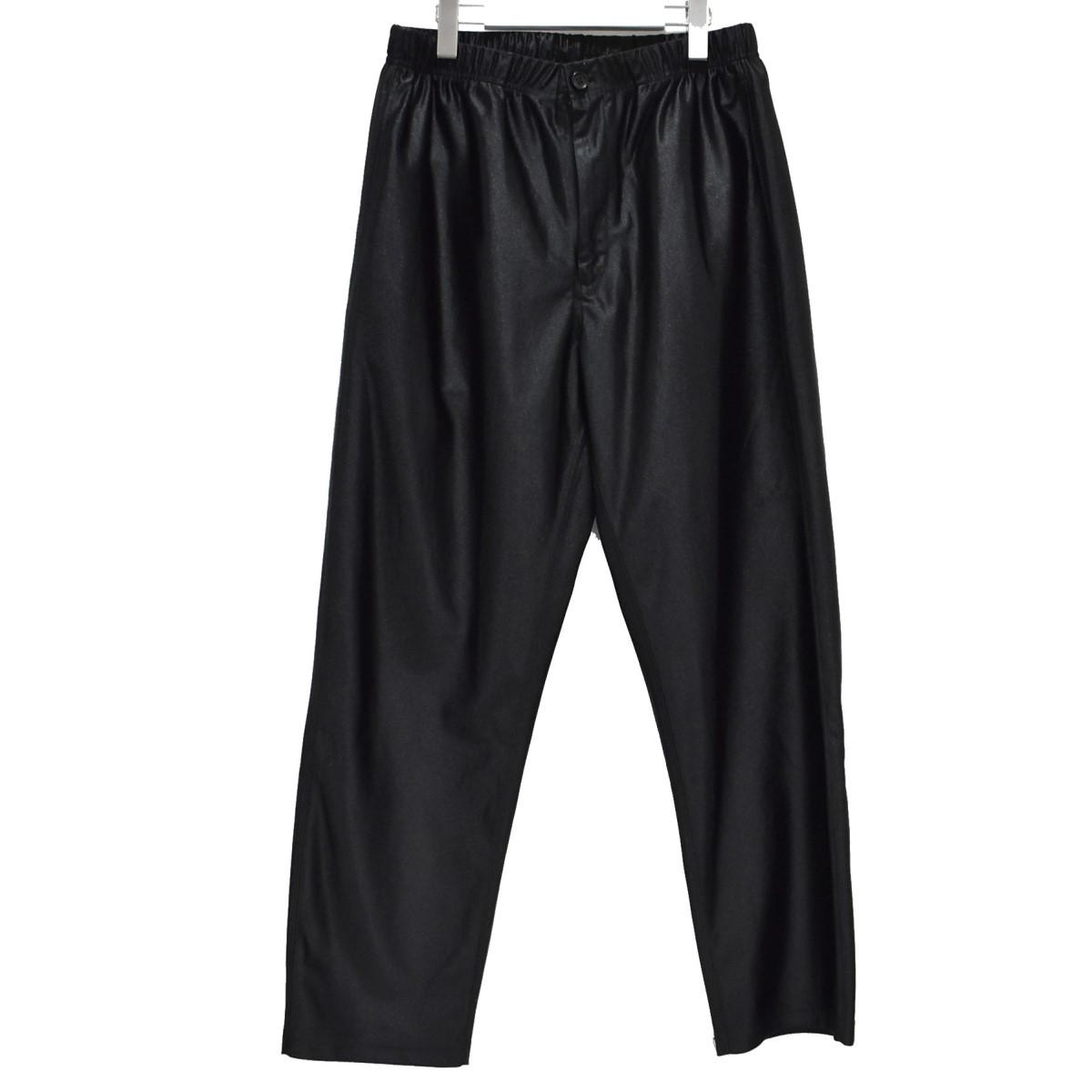 【中古】Engineered Garments 19SS Jog Pant Poly-Dazzle トラックパンツ ブラック サイズ:S 【240620】(エンジニアードガーメンツ)