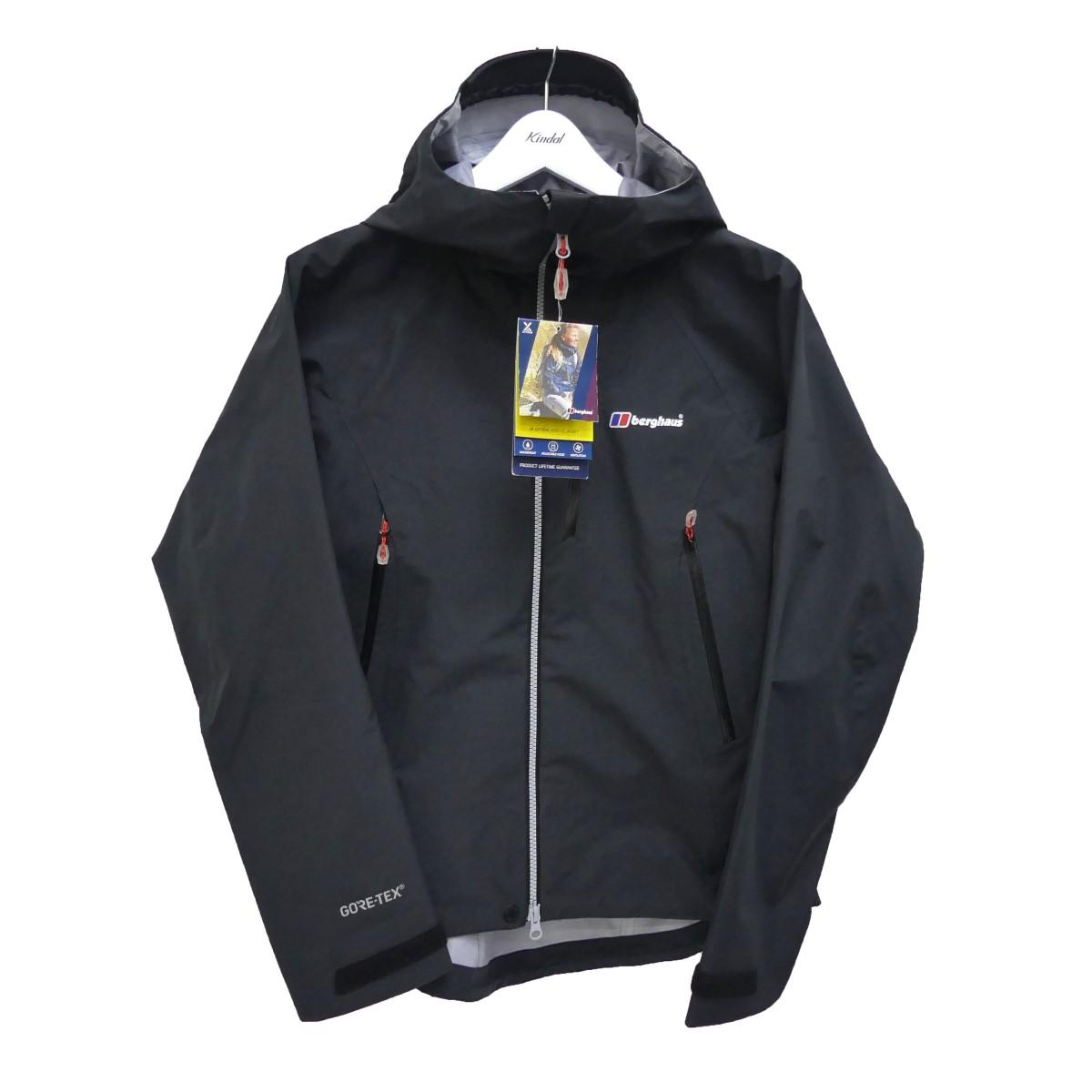 【中古】berghaus EXTREM 5000 PZ JACKET エクストレムジャケット ブラック サイズ:S 【250620】(バーグハウス)