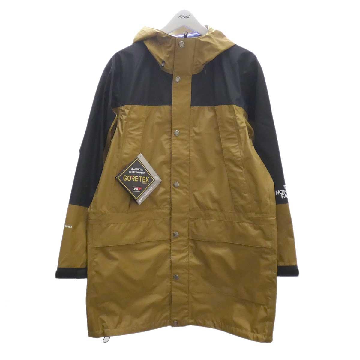 【中古】THE NORTH FACE Mountain Raintex Coat NP11940 ベージュ サイズ:M 【270620】(ザノースフェイス)