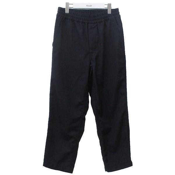 【中古】Sans Limite Gomme Pants ゴムパンツ イージーパンツ ネイビー サイズ:0 【280620】(サンリミット)