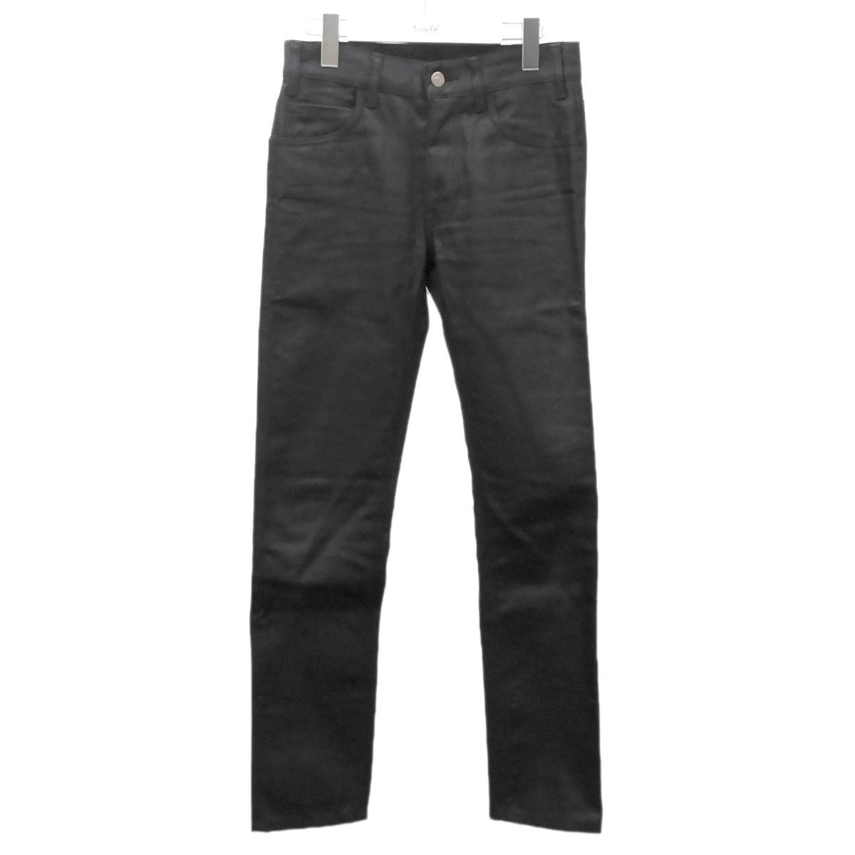 【中古】CELINE 「M ST 001」デニムパンツ ブラック サイズ:26 【290620】(セリーヌ)