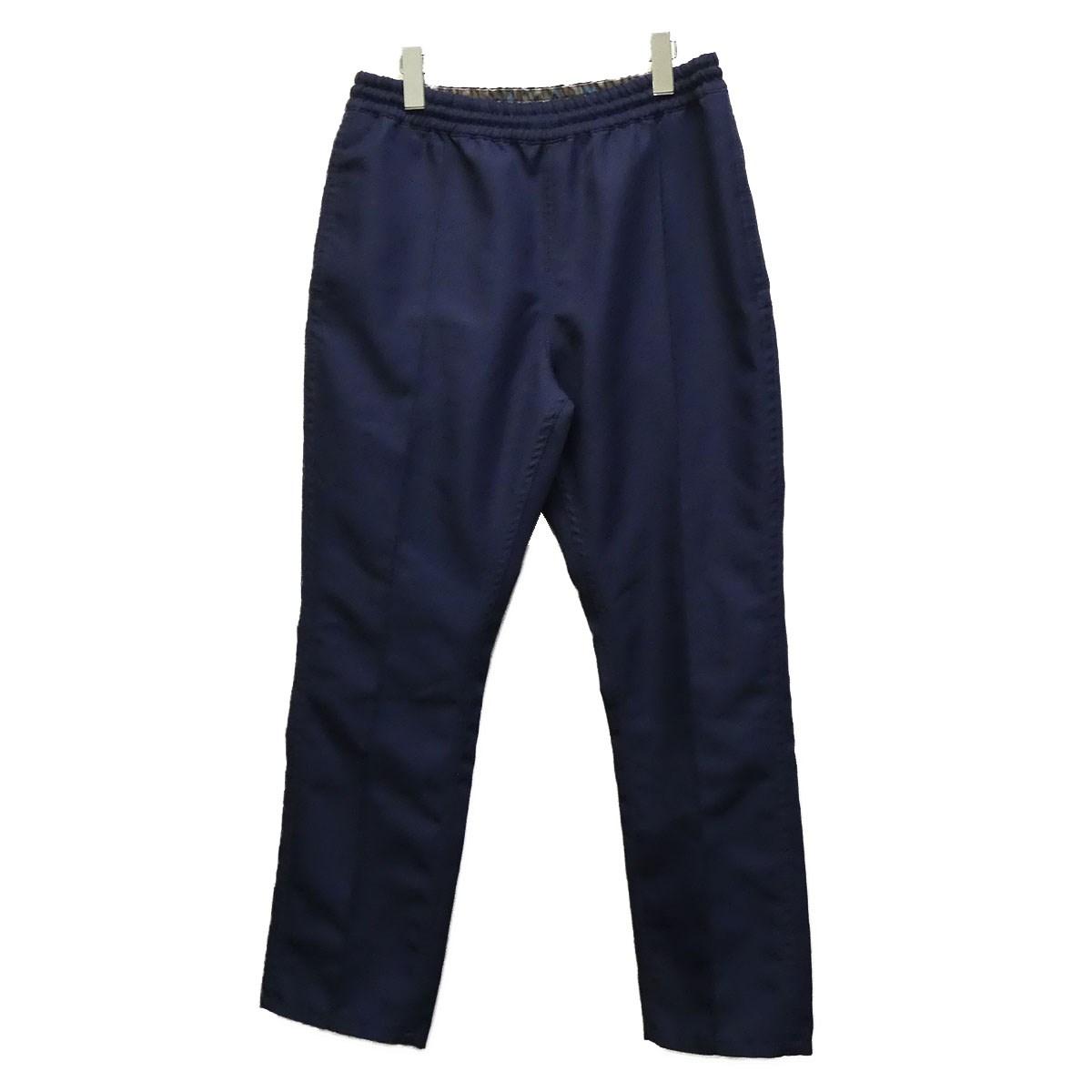 【中古】nonnative 20SS「OFFICER EASY PANTS POLY TWILL」オフィサーイージーパンツ ネイビー サイズ:1 【030720】(ノンネイティブ)