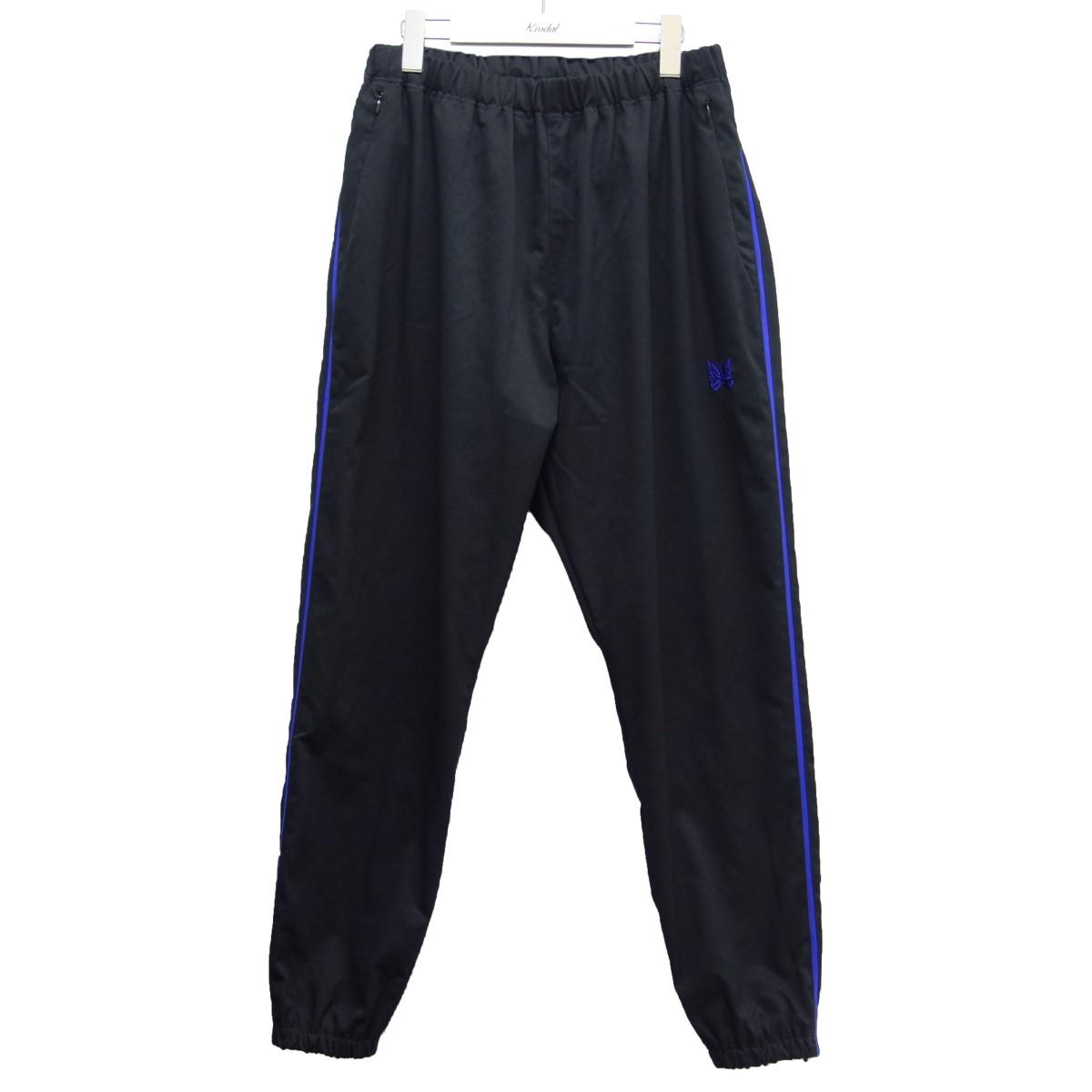 【中古】Needles 「Side Line Seam Pocket Pants」サイドラインシームポケットパンツ ブラック サイズ:S 【030720】(ニードルス)
