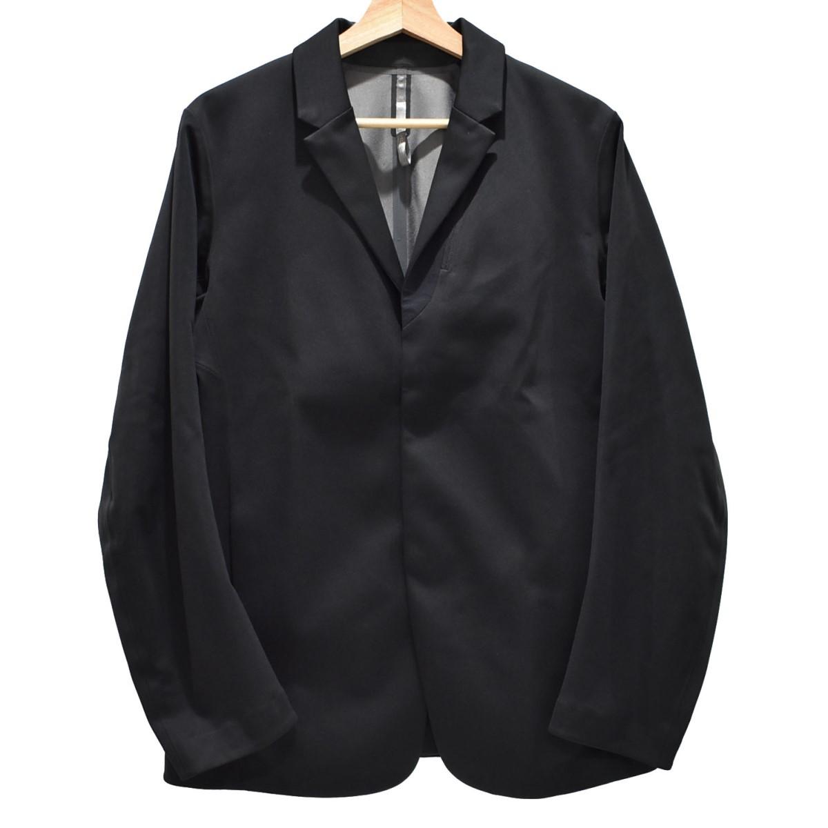 【中古】ARC'TERYX VEILANCE IndisceBlazer ジャケット ブレザー ブラック サイズ:S 【040720】(アークテリクスヴェイランス)