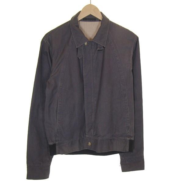 【中古】Martin Margiela 10 2004aw ジャケット グレー サイズ:48 【040720】(マルタンマルジェラ 10)