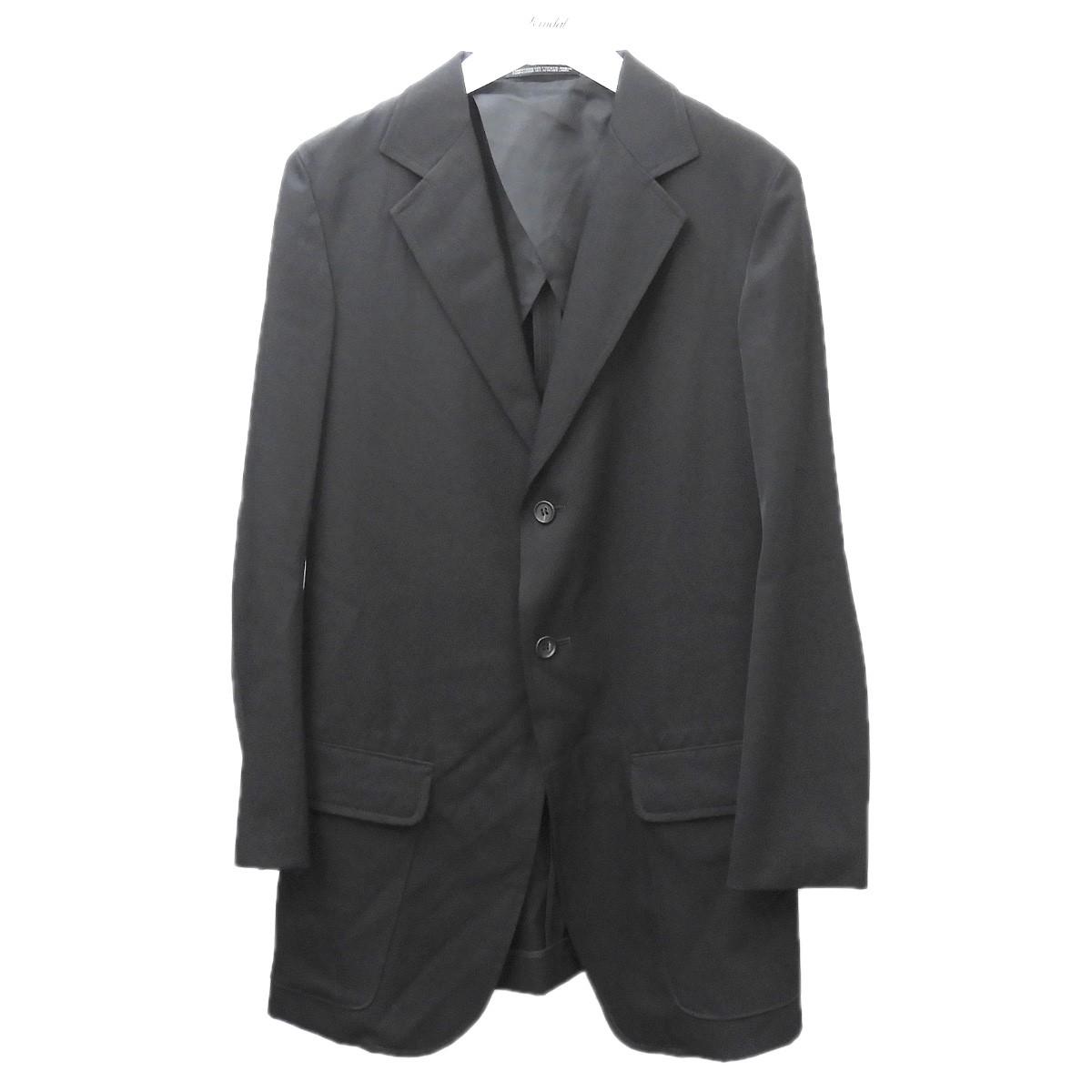 【中古】Y'S テーラードジャケット ブラック サイズ:3 【060720】(ワイズ)
